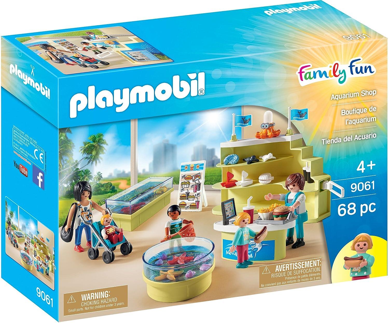 Playmobil - 9061 - Jeu - Boutique de l'Aquarium