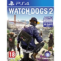 Watch Dogs 2 by Ubisoft (PS4)