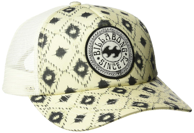 6c5e6d982dd19 Amazon.com  Billabong Women s Heritage Mashup Trucker Hat