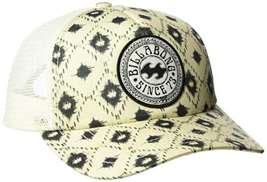 95f0180cb09d9 Amazon.com  Billabong Women s Heritage Mashup Trucker Hat