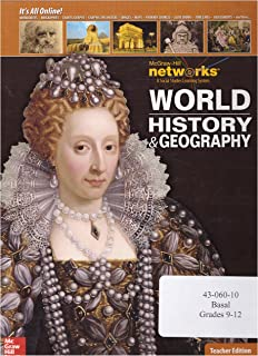 World history and geography spielvogel 9780078933141 amazon world history and geography teacher edition world history hs fandeluxe Choice Image