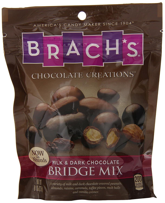 Amazon.com : Brach's Chocolate Bridge Mix Candy, 7 Pound Bulk ...