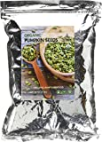 Organic Pumpkin Seeds (2lbs) by Naturevibe Botanicals, Gluten-Free & Non-GMO (32 ounces) [Packaging may Vary]
