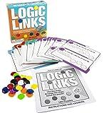 Logic Links Puzzle Box Critical Thinking Game