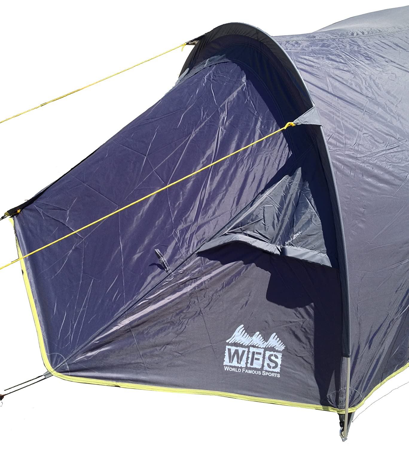 Amazon.com  World Famous Sports 2-Person 3-Season C&ing Tent  Sports u0026 Outdoors  sc 1 st  Amazon.com & Amazon.com : World Famous Sports 2-Person 3-Season Camping Tent ...
