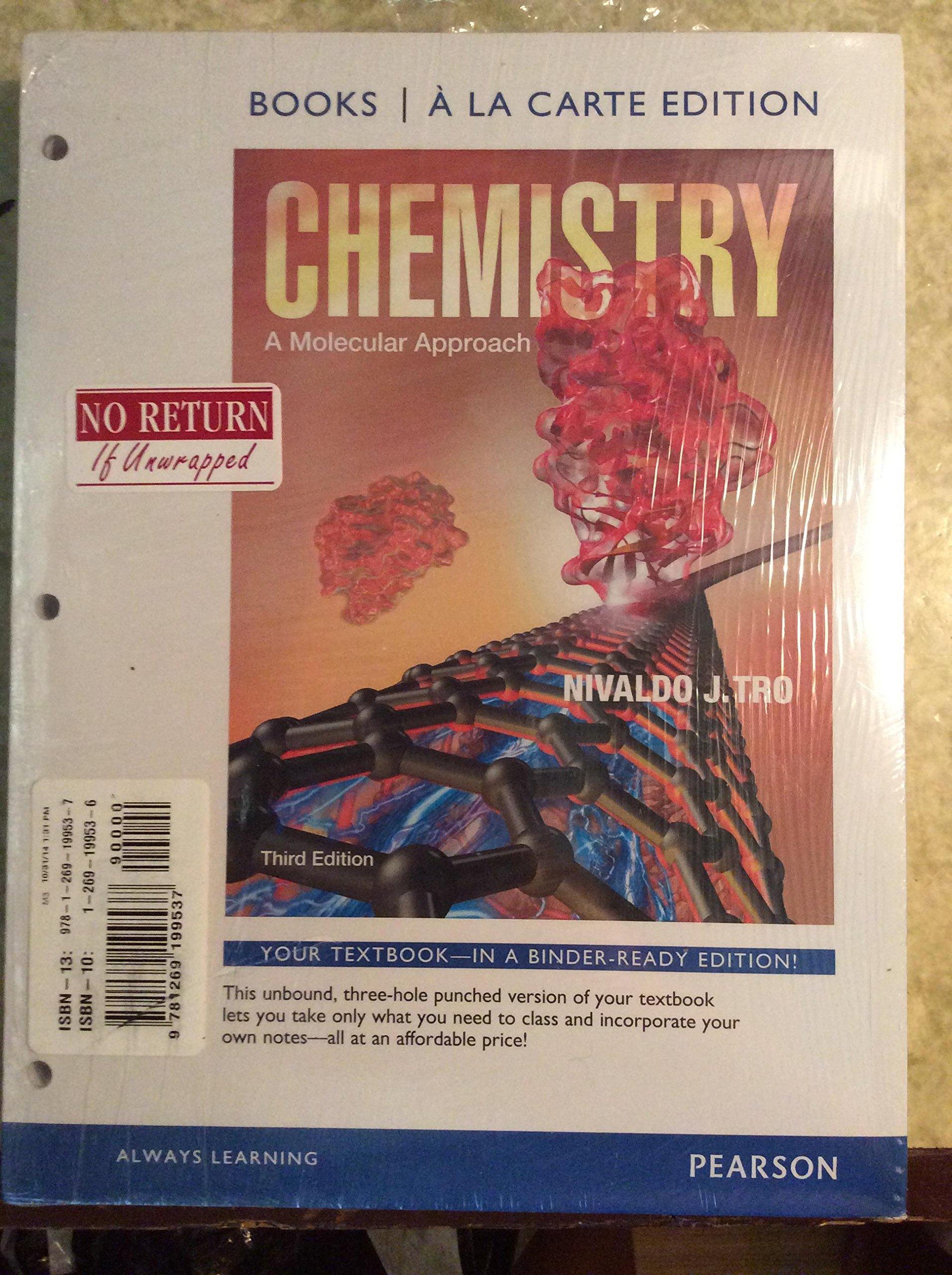 Chemistry Tro 3rd Edition Pdf