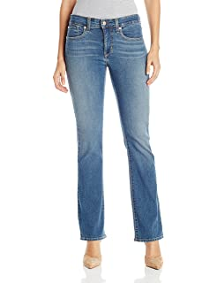 Levis Womens Curvy Bootcut Jeans at Amazon Womens Jeans store