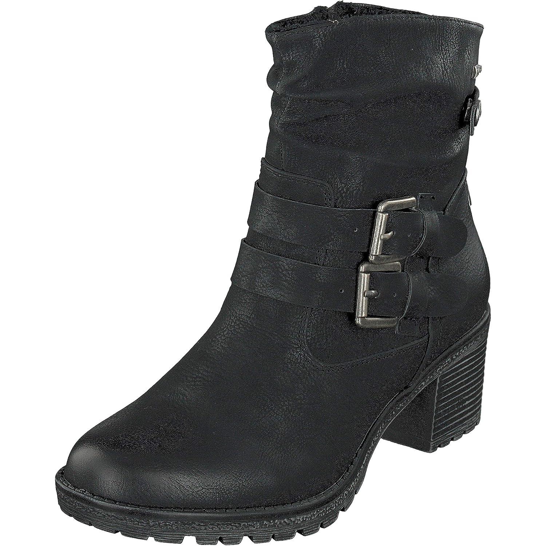 Relife Damen Schuhe Stiefel Stiefeletten 8717-18808B-07R in 2 Farben