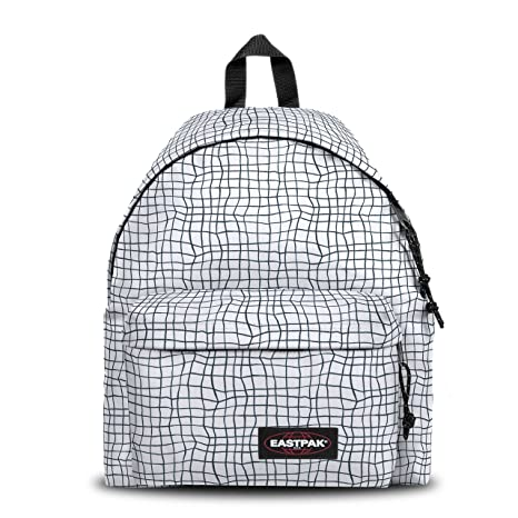 8e9dfbc730 Eastpak Padded Pak'r Zaino Imbottito, Bianco (White Dance): Amazon ...