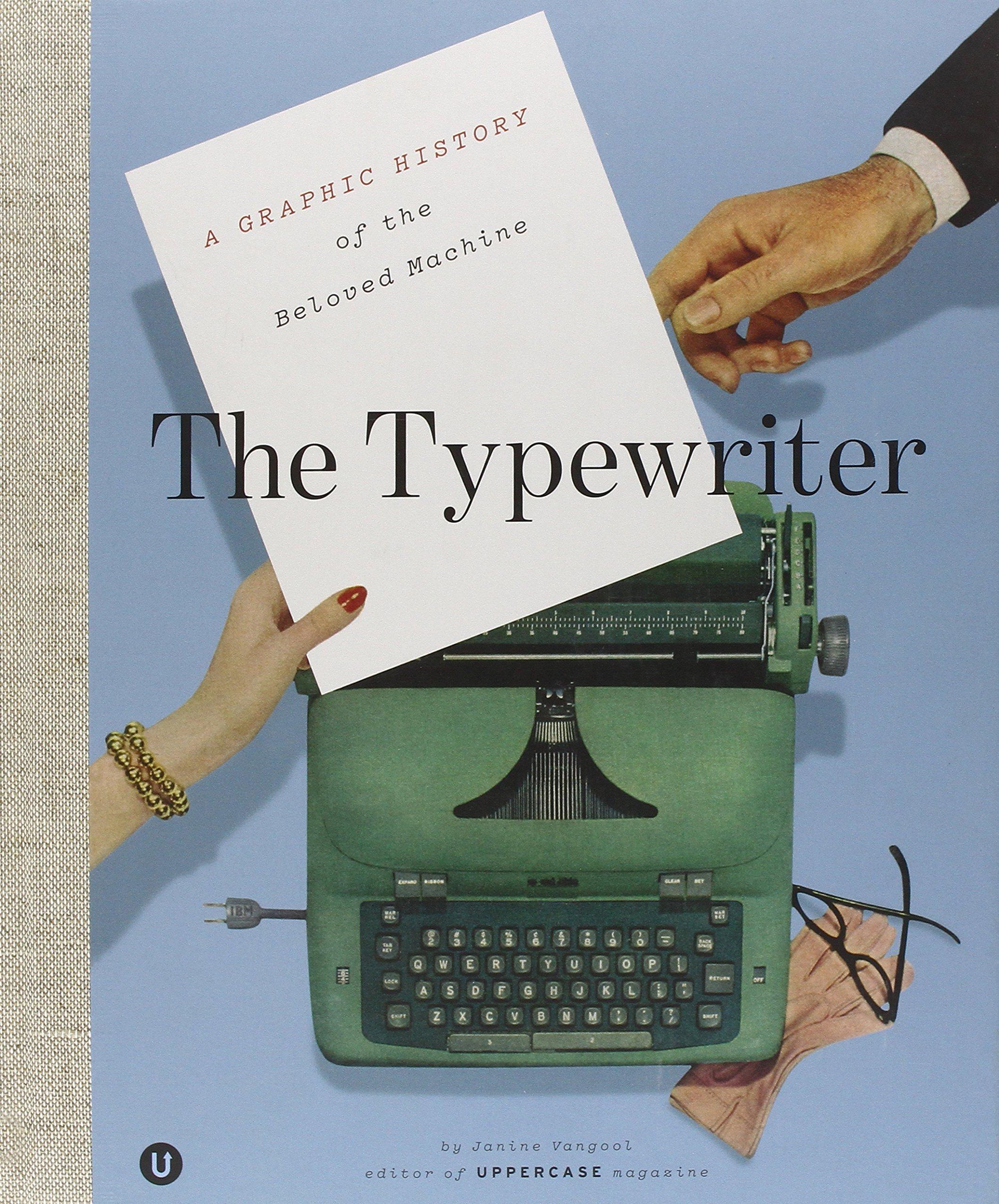 Typewriter book