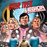 Star Trek/Legion of Super-Heroes (Issues) (6 Book Series)