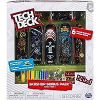 Tech Deck Skate Shop con 6 Patinetes (BIZAK