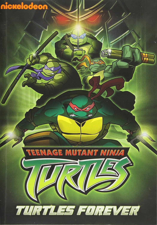 Teenage Mutant Ninja Turtles: Turtles Forever USA DVD ...