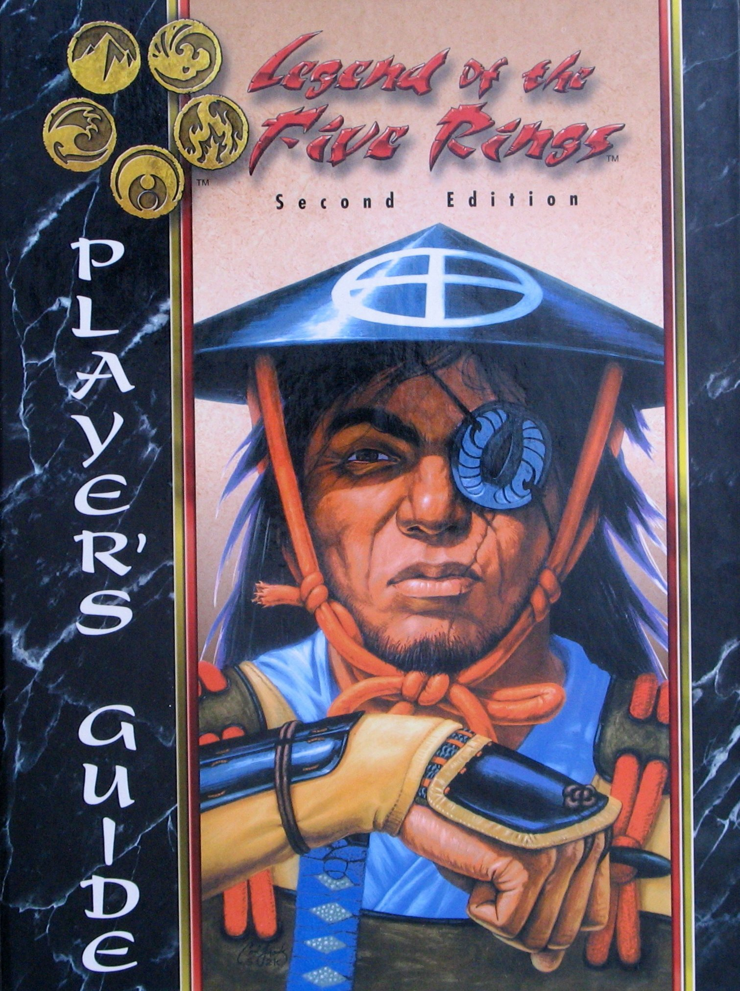 Download Player's Guide (Legend of the Five Rings, 2nd Edition) pdf epub