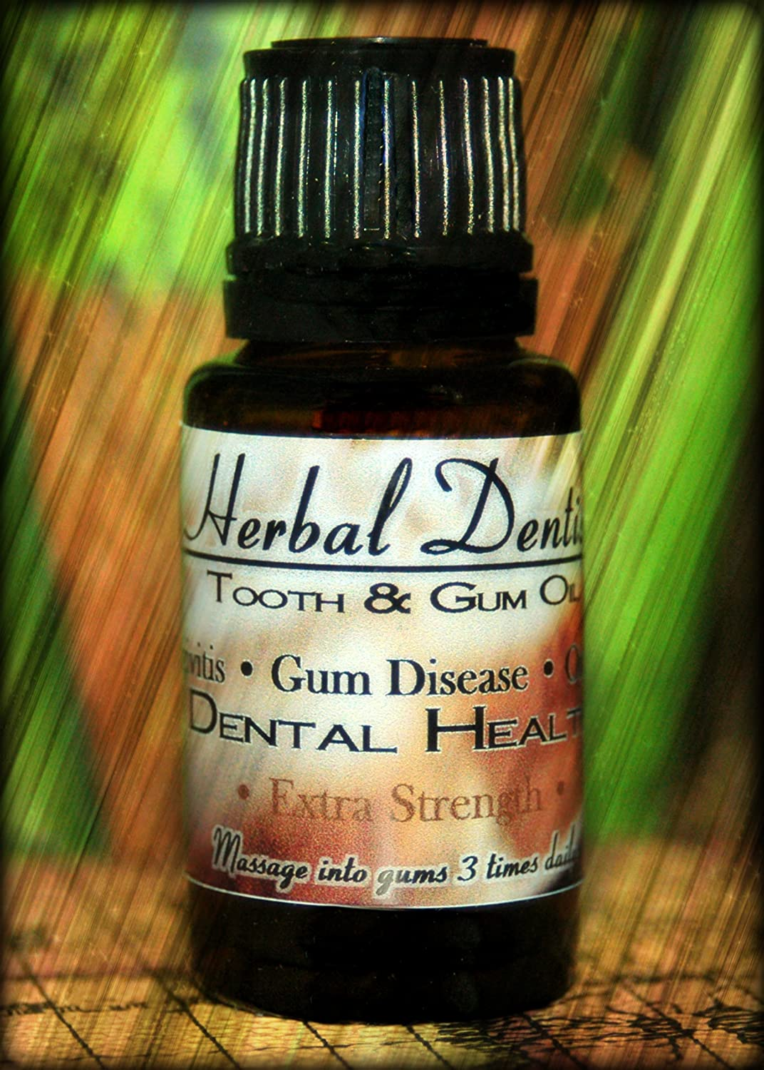 Amazon Com Herbal Dentist Extra Strength 1 Treatment For Gum