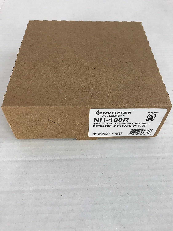 Notificador nh-100r - ADDRESSABLE Ror detector de calor w/Base: Amazon.es: Bricolaje y herramientas