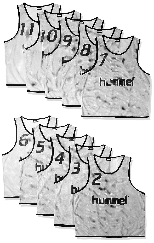 (ヒュンメル)hummel サッカーウェア トレーニングビブス タンクトップ HAK6006Z [メンズ] B01MYC4UE0 日本 L-O-(FREE サイズ)|S.グレー S.グレー 日本 L-O-(FREE サイズ)