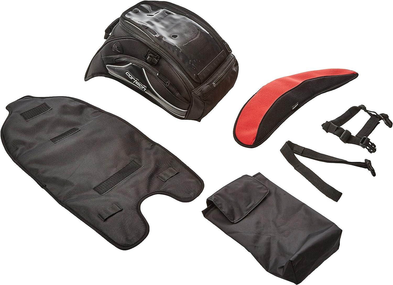 Cortech 8230-0505-18 Black Super 2.0 Magnetic Mount Tank Bag