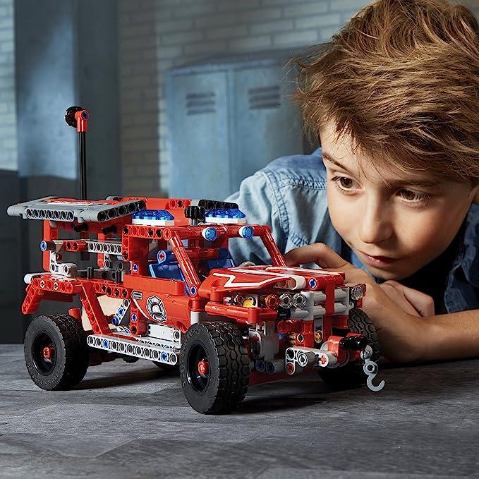 NEUF * LEGO TECHNIC 42075 First Responder Advanced Building Set