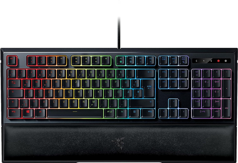 Razer Ornata Chroma Gaming Tastatur (mit Den Mecha Membran Tasten, Chroma  RGB Beleuchtung