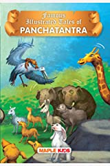 Panchatantra Tales ((Illustrated)) Kindle Edition