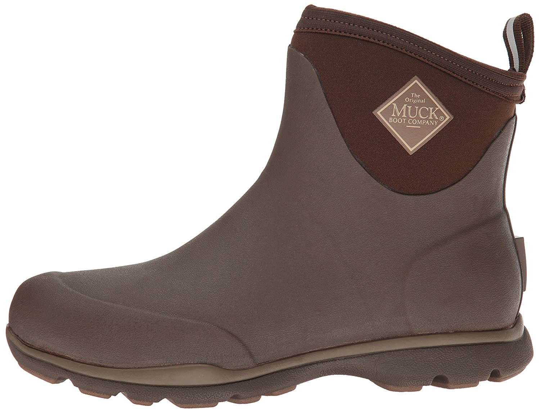 sports shoes eea9f 7cc82 Bota de nieve para tobillo Arctic Excursion de Muck Boot para hombres marrón