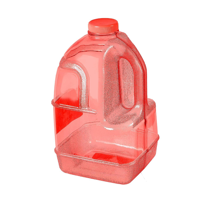 1 Liter BPA-Frei wiederverwendbar Kunststoff Trinkwasser Big Mouth