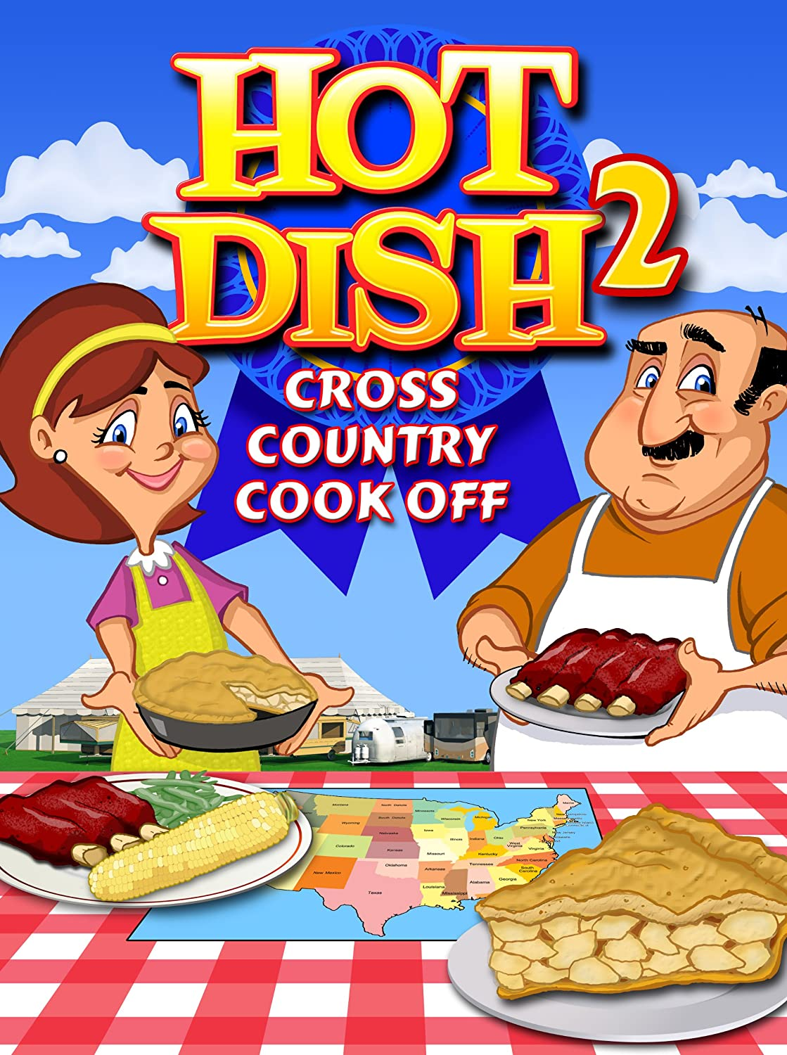 Hot Dish 2: Cross Country Cook-Off - Free Downloadable Play Hot Dish 2: Cross Country Cook Off Online Games