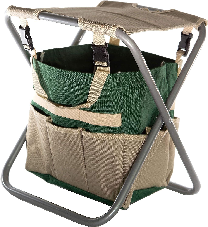 Gardener Select GTL1011 Garden Chair, Green