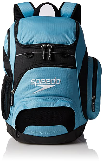 b2610a13243 Amazon.com: Speedo Teamster Backpack (35L) Blue 1SZ: Sports & Outdoors