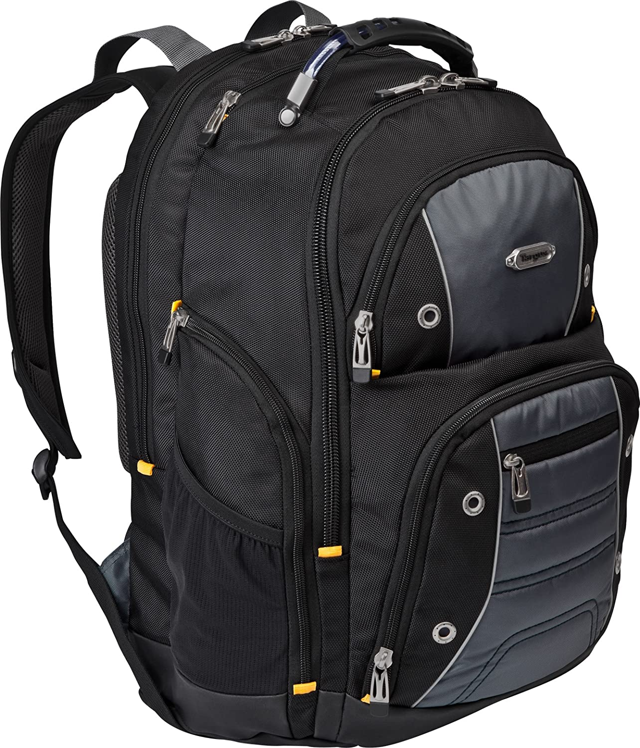 Amazon.com: Targus Drifter II Backpack for 17-Inch Laptop, Black ...