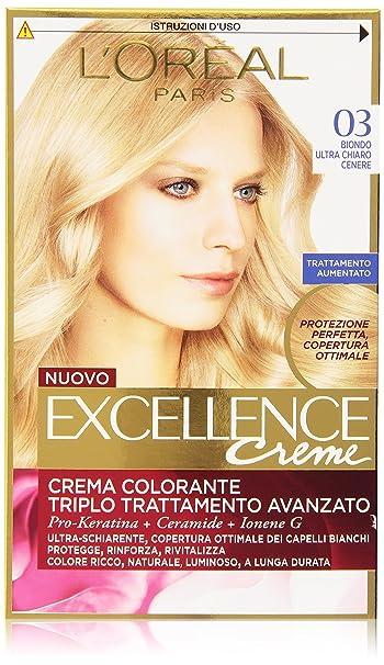 Preferenza L'Oréal Paris Excellence Crema Colorante Triplo Trattamento  AZ03