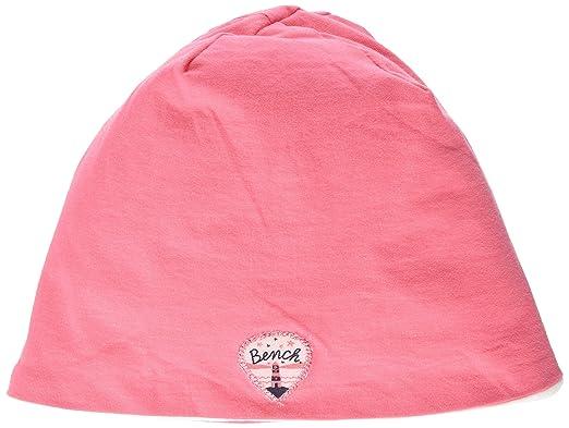 Bench Jersey Beanie AOP, Bonnet Fille Amazon.fr Vêtements et accessoires