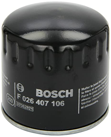 Amazon.com: Filtro de aceite BOSCH Compatible con Renault ...