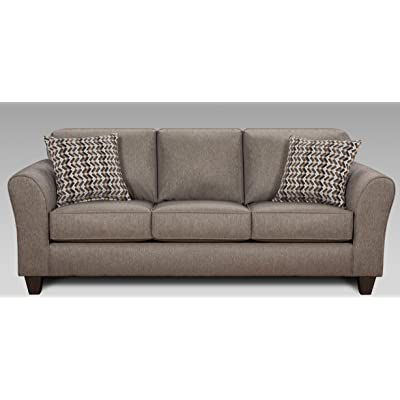Amazon Com Homelegance Sleigh Daybed With Tufted Back