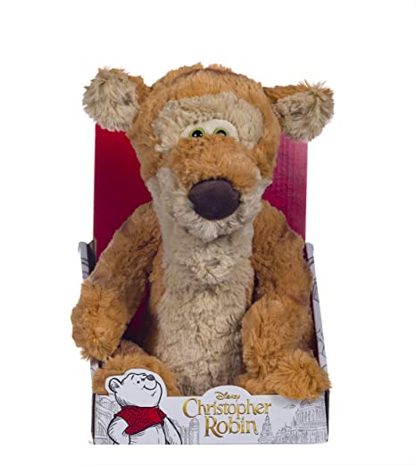 Posh Paws 37466 Christopher Robin Collection Winnie the Pooh Tigger Soft Toy