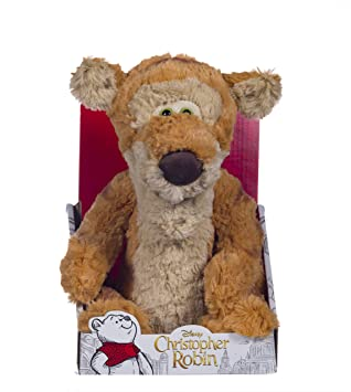 Disney Christopher Robin Collection Winnie The Pooh Tigger - Peluche (25 cm)