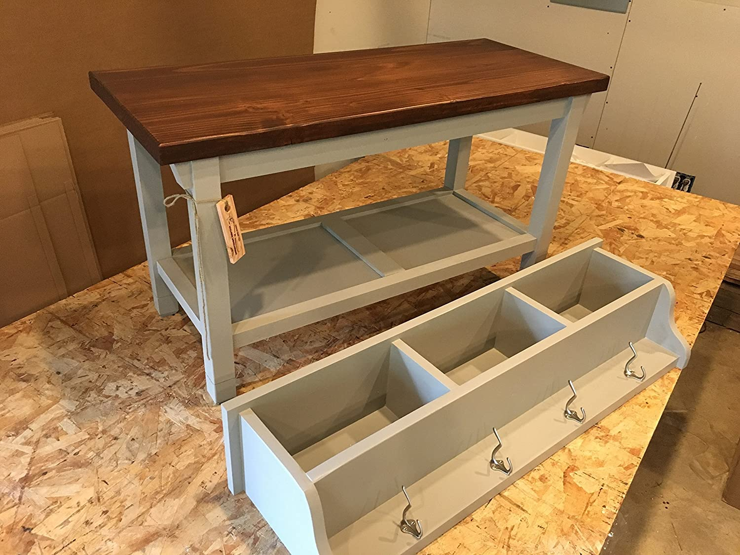 Hallway / Mud Room / Foyer Bench (36