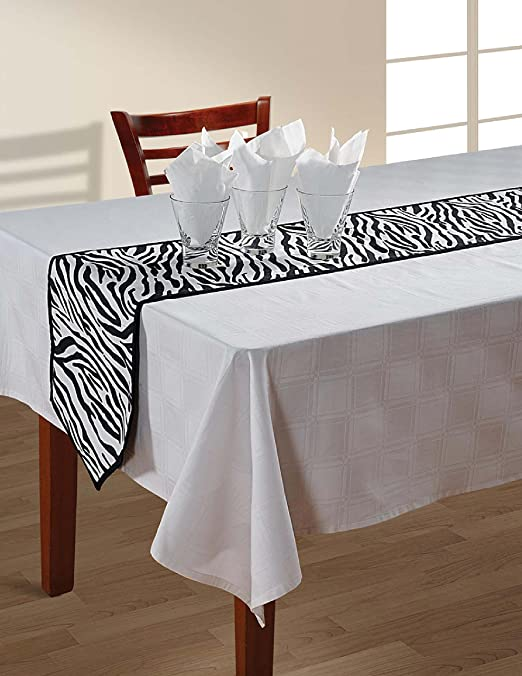 Camino de mesa indio de algodón con diseño de pato, decoración de ...