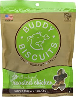 product image for Cloud Star Soft & Chewy Buddy Biscuits - 6 Ounces - Roasted Chicken Flavor
