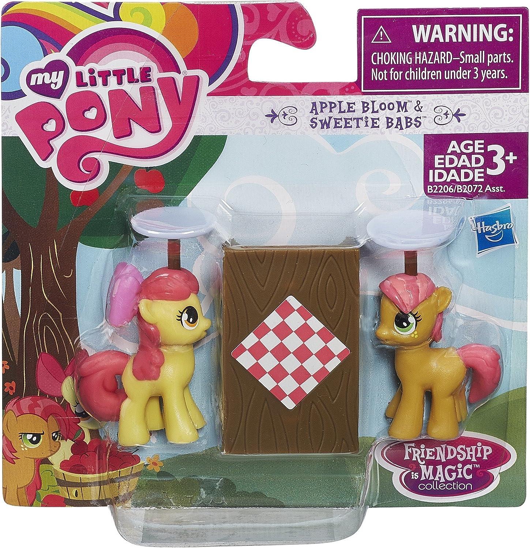 sea pony-Apple Blossom plush MLP plush-Apple Bloom
