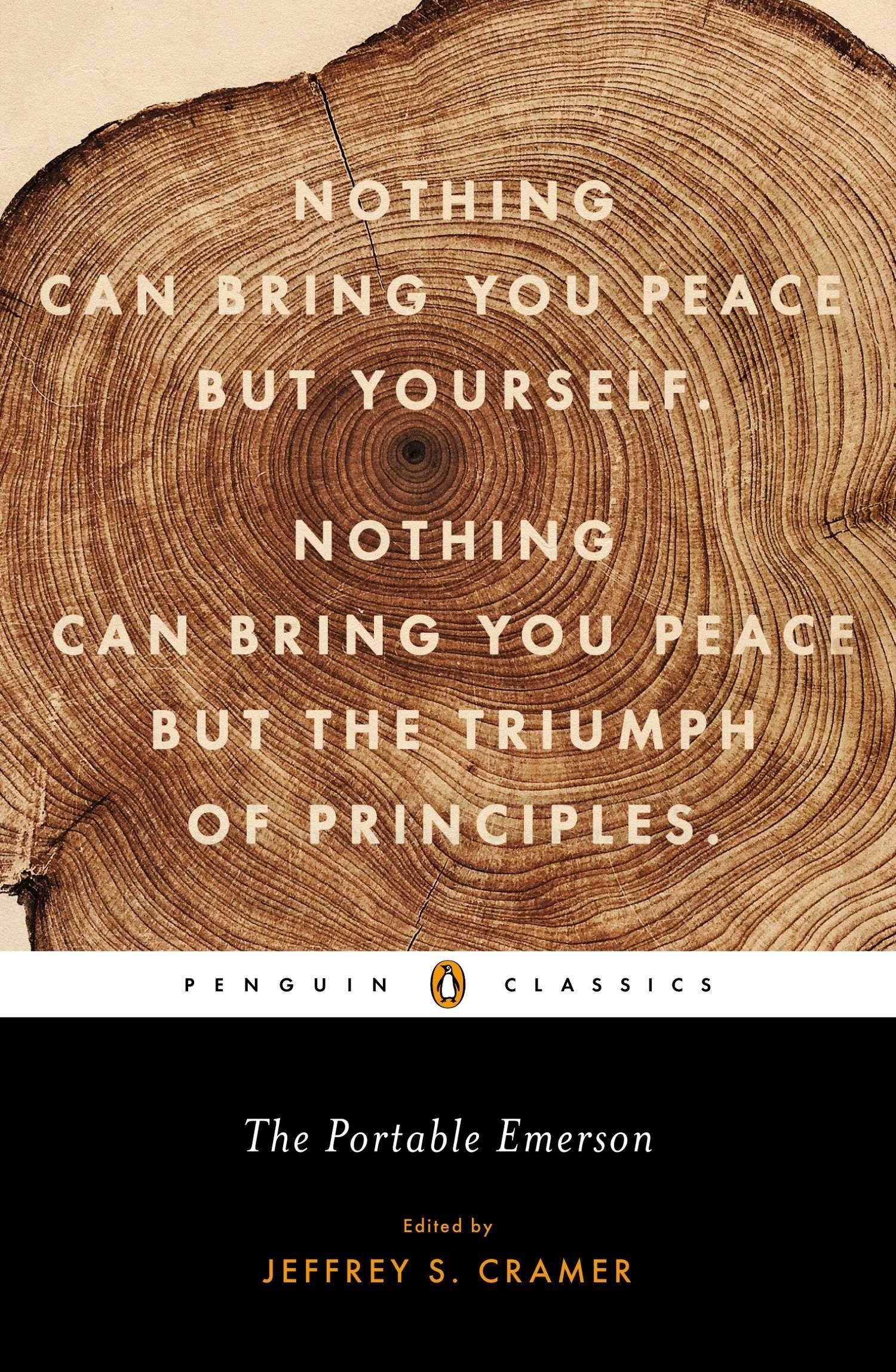 The Portable Emerson (Penguin Classics)