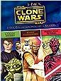 Star Wars The Clone Wars Volumes 3-Pack