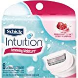 Amazon Price History for:Schick Intuition  Renewing Moisture Razor Blade Refills for Women with Pomegranate Extract - 6 Count