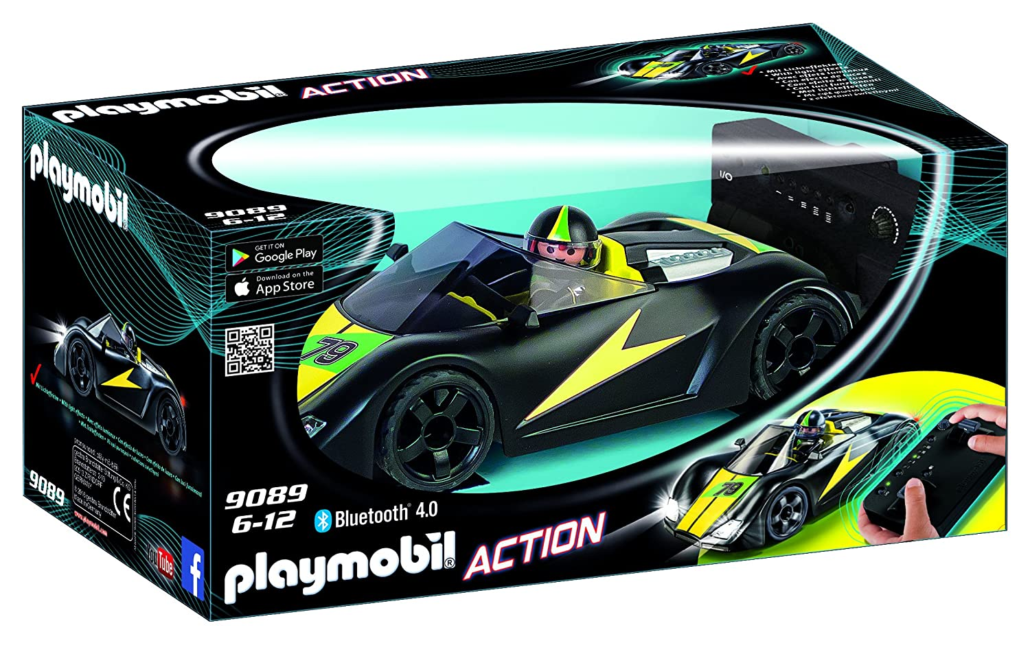 Save 53% on Playmobil RC Turbo...