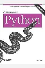 Programming Python Kindle Edition