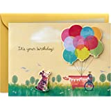 Hallmark Paper Wonder Pop Up Birthday Card (Get Carried Away)