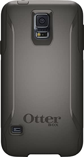 new concept 2cade f5d97 OtterBox Commuter Series Case for Samsung Galaxy S5 - Non-Retail Packaging  - Black