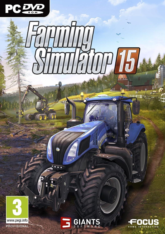 Farming Simulator 15 Pc Amazon In Video Games