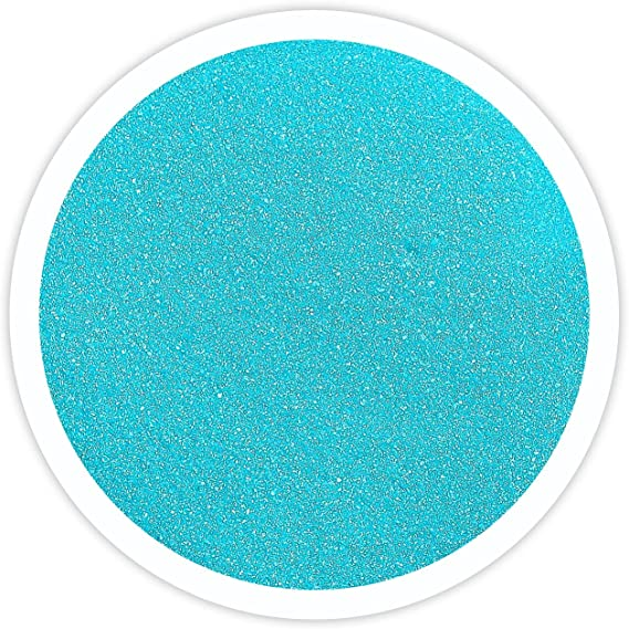 Home D/écor Craft Sand Vase Filler Sandsational Malibu Unity Sand~1.5 lbs 22 oz Blue Colored Sand for Weddings